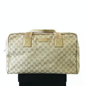 ANNA ❤️Authentic Gucci Collapsible Travel Bag❤️